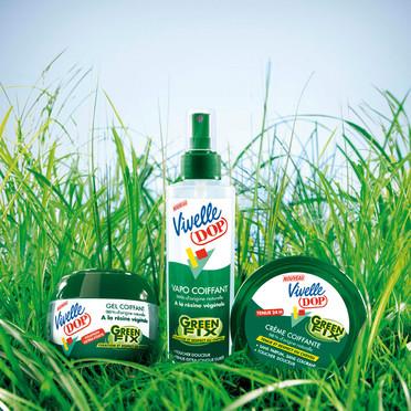Cheveux Green Fix pour écolos coquets