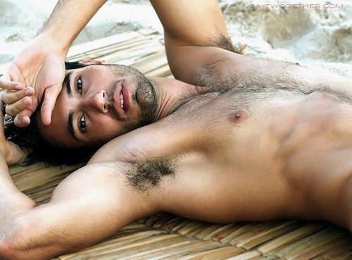 Epilation masculine au poil !