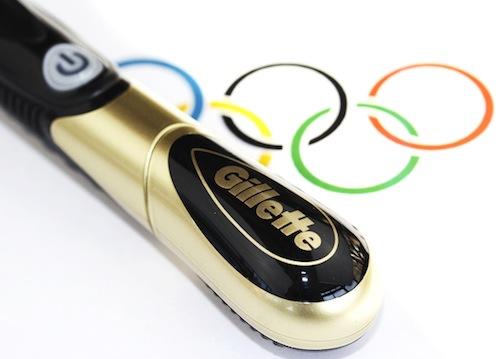 Gillette se met a l'heure olympique