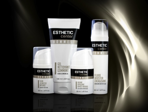 Esthetic Center lance sa gamme homme