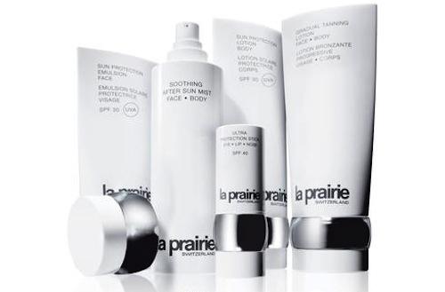 La protection solaire by La Prairie