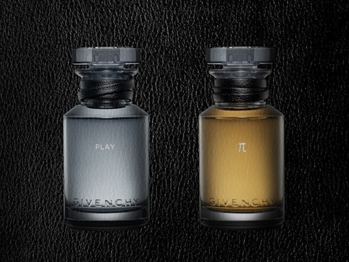 Parfums couture signes Givenchy