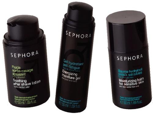 Sephora Men se refait une beaute