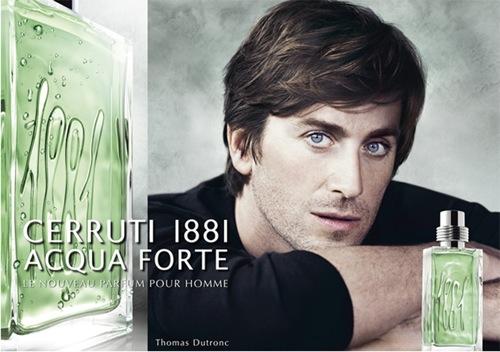 Elegance olfactive by Cerruti