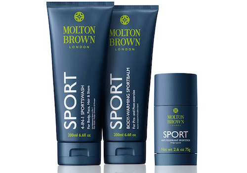 Molton Brown Sport Collection