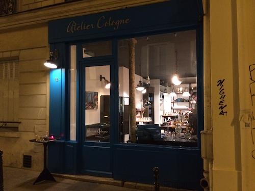 La nouvelle boutique Atelier Cologne et plus encore…