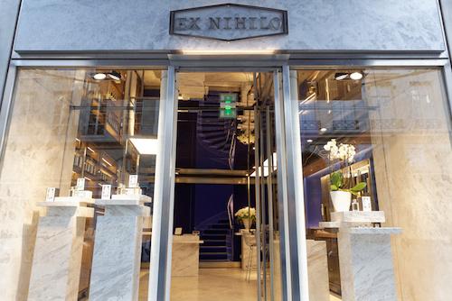 Ex Nihilo, la boutique de parfums qui surgit de nulle part