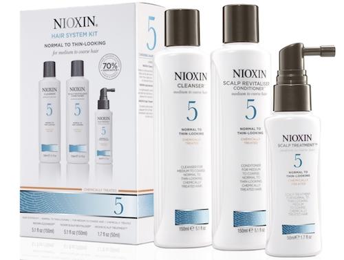 Nioxin Vient Au Secours Des Hommes Aux Cheveux Clairsem 233 S
