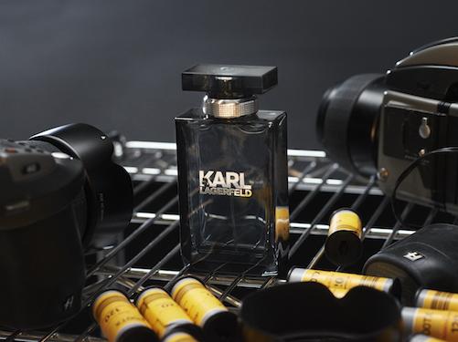 Vous laisserez-vous tenter par le nouveau parfum masculin Karl Lagarfeld ?