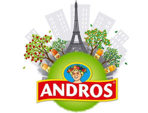 Gardez la forme avec Andros !