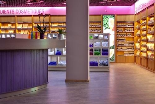 Aroma-Zone - Spaboutique - Boutique vue d'ensemble -web