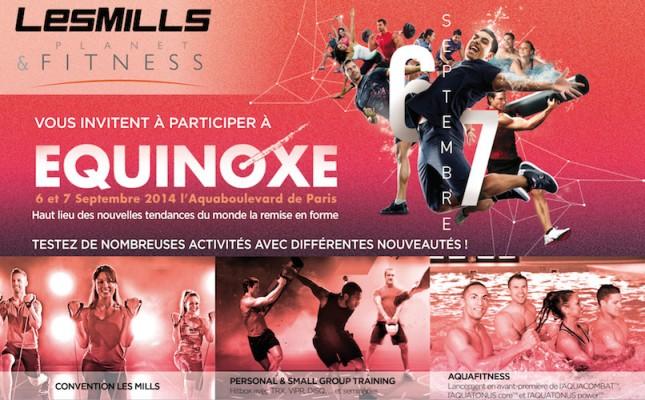 Gagnez des places pour la prochaine convention Les Mills™