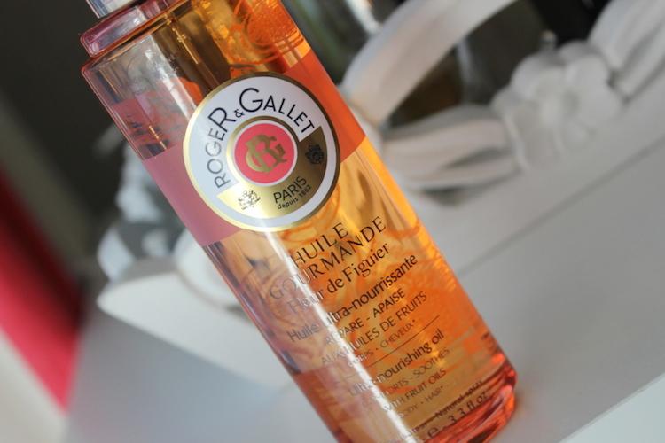 Prolongez l'été avec l'huile gourmande Roger & Gallet