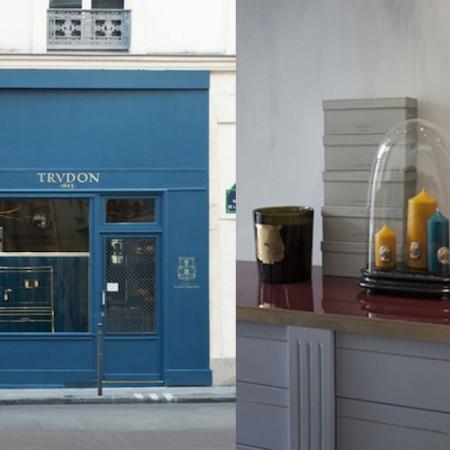 Cire Trudon, nouvelle lumière du Marais parisien