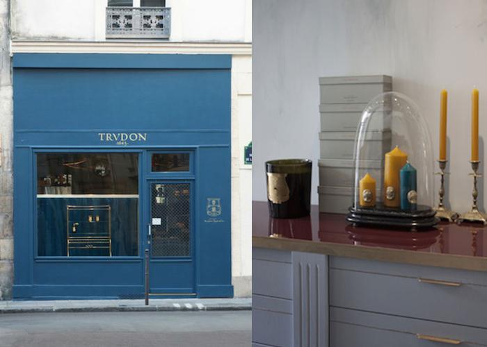Nouvelle boutique Cire Trudon