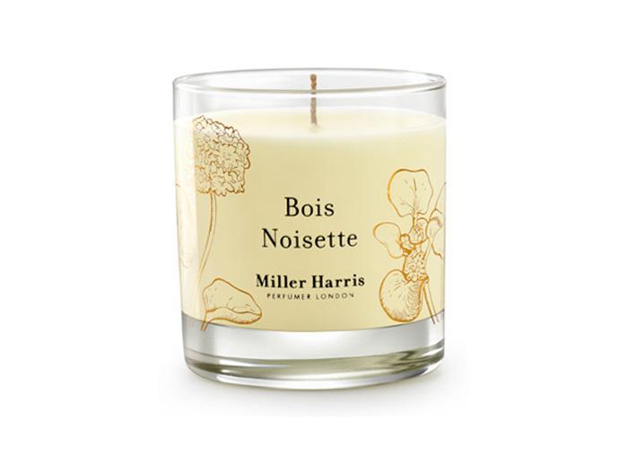 bougie-bois-noisette-noel-miller-harris-blog-beaute-soin-parfum-homme