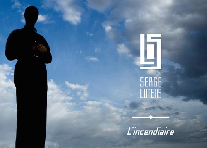 L'incendiaire, le nouveau jus brûlant de Serge Lutens