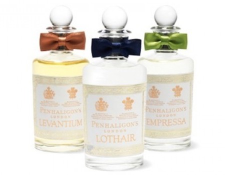 Trade Routes, la nouvelle collection de Penhaligon's