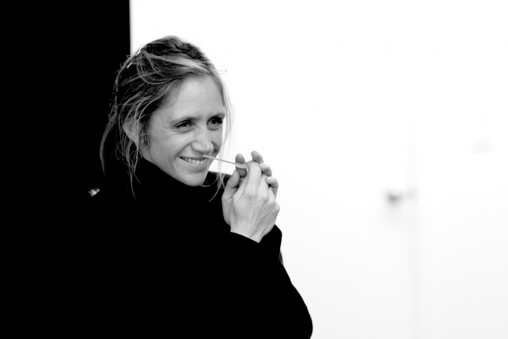 Nez à nez avec Anne-Sophie Behaghel