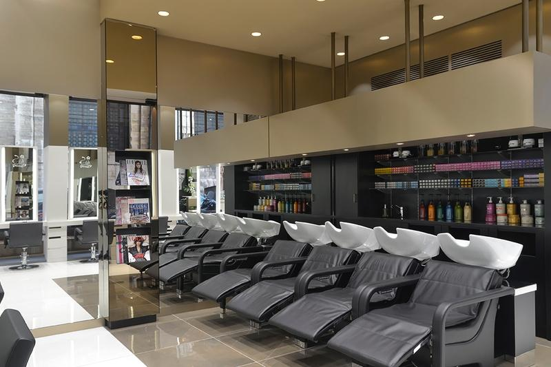 Awesome Salon De Coiffure Moderne Paris Contemporary - House Design ...