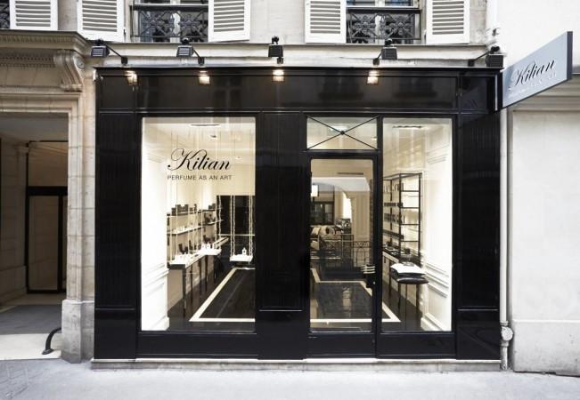 Kilian s'installe à Paris