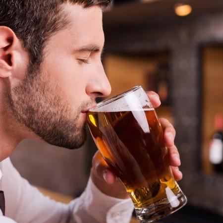 Une 'tite bière ?