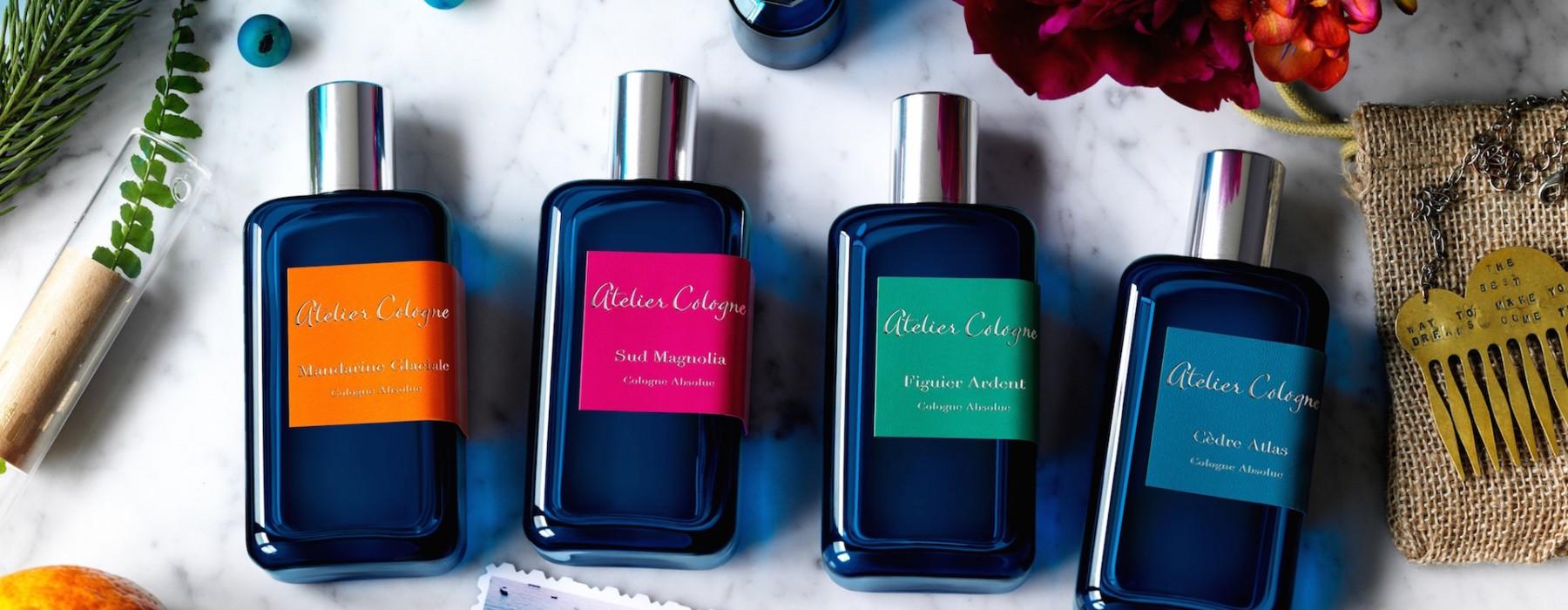 «Azur», la nouvelle collection d'Atelier Cologne