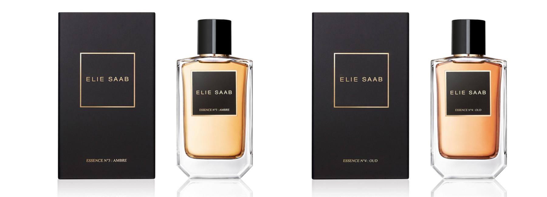 Oud et Ambre, les essences d'Elie Saab