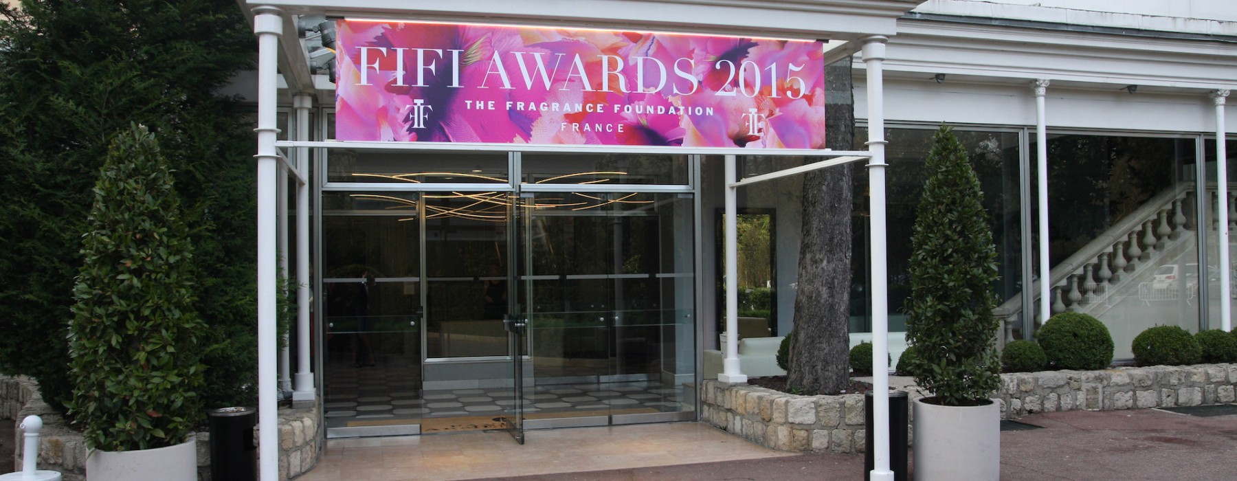 FIfI Awards 2015, les parfums masculins récompensés