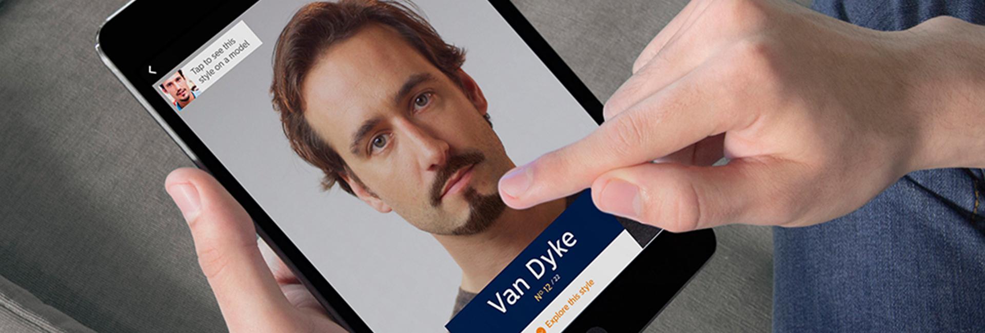 Un barbier dans votre smartphone