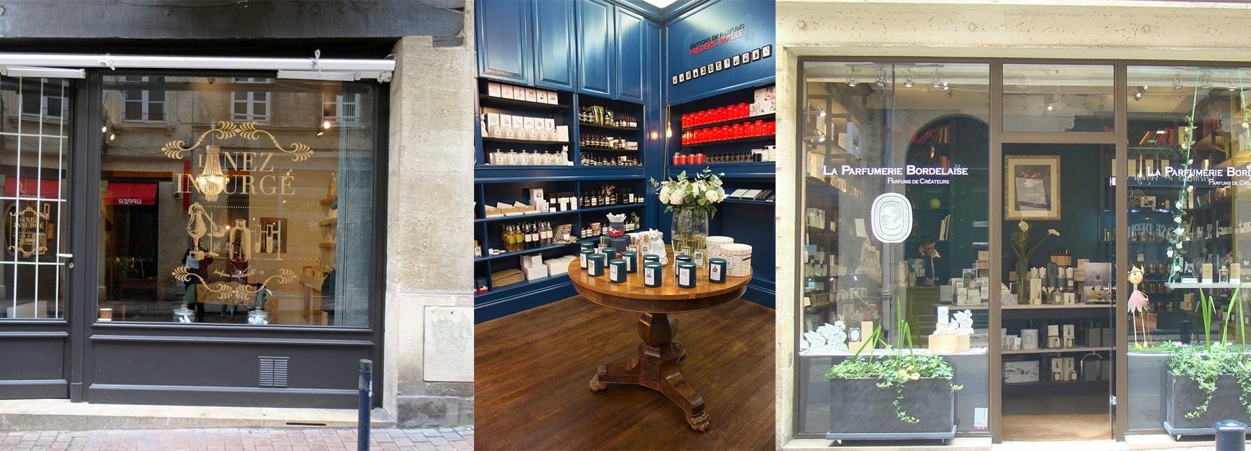 Bordeaux et les parfums rares