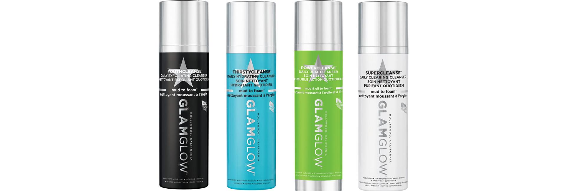 Glamglow : après les masques, les soins quotidiens