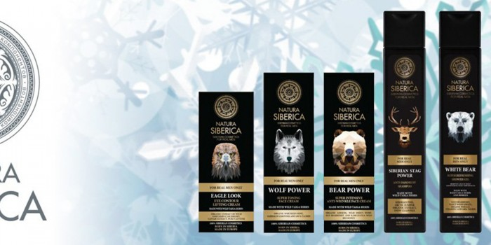 Gamme homme Natura Siberica