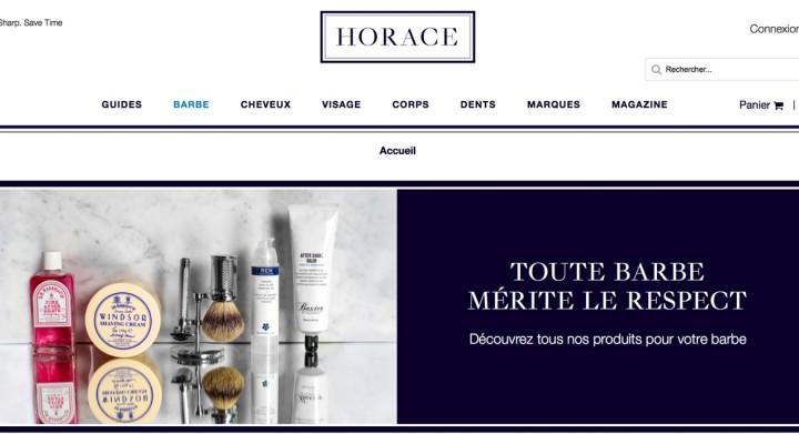 Bienvenue Horace !