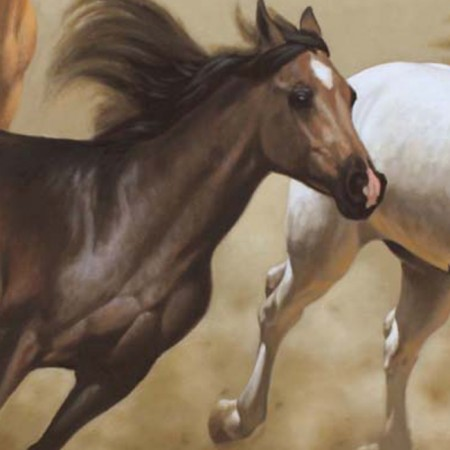 Parfums de Marly, l'élégance des chevaux de course (concours)