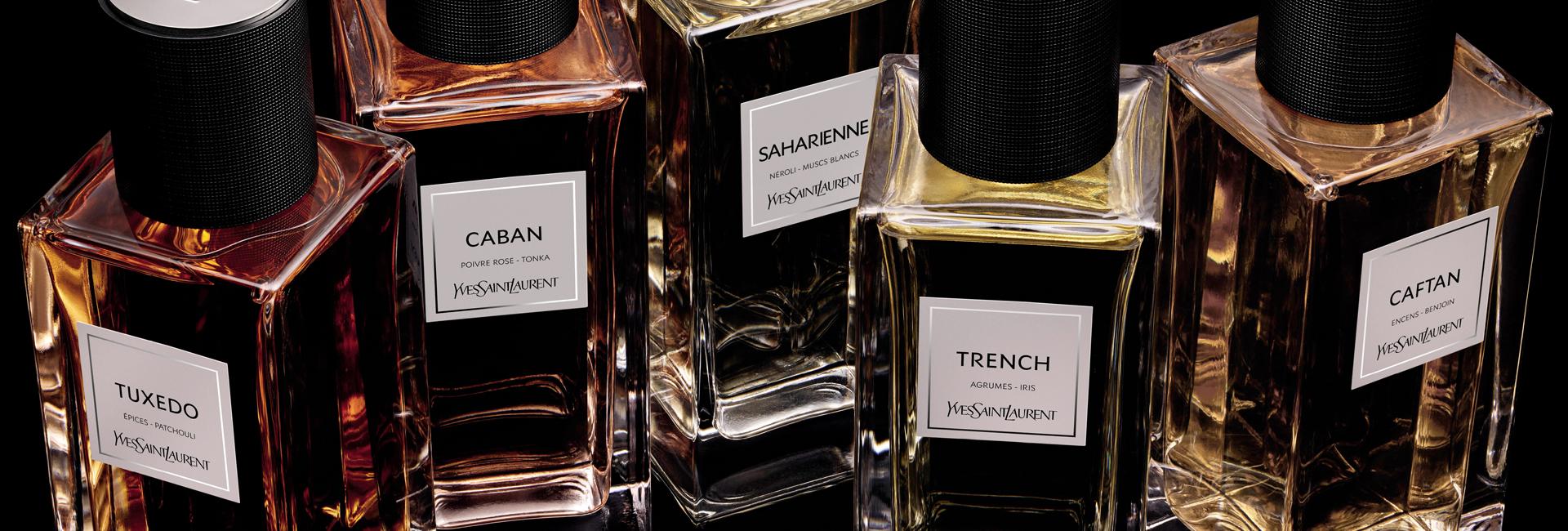 Entrez dans le vestiaire des parfums YSL