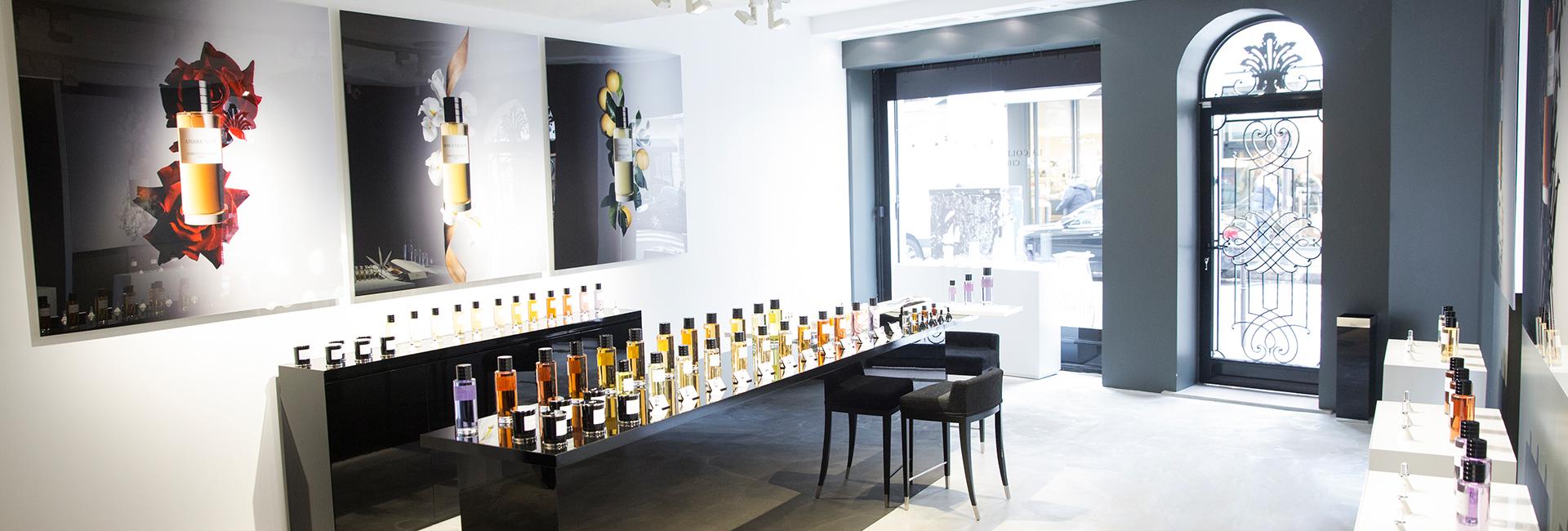 Boutique éphémère Dior Parfums