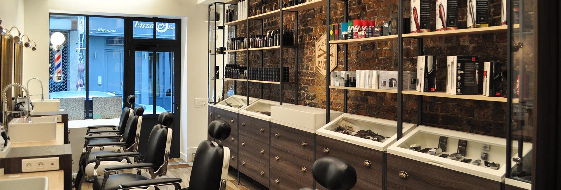 La Clé du Barbier, nouvelle adresse