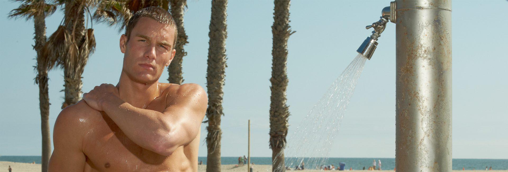 Quel gel douche après la plage ?