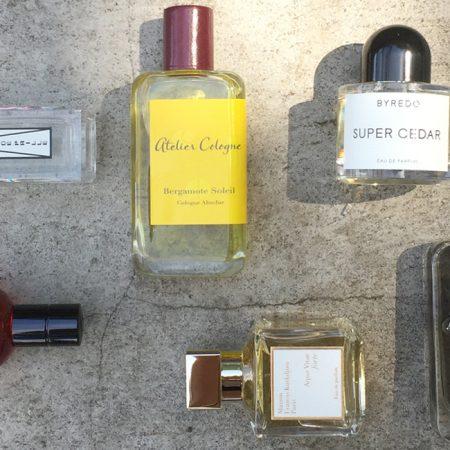 Nouveautés parfumées de l'été 2016