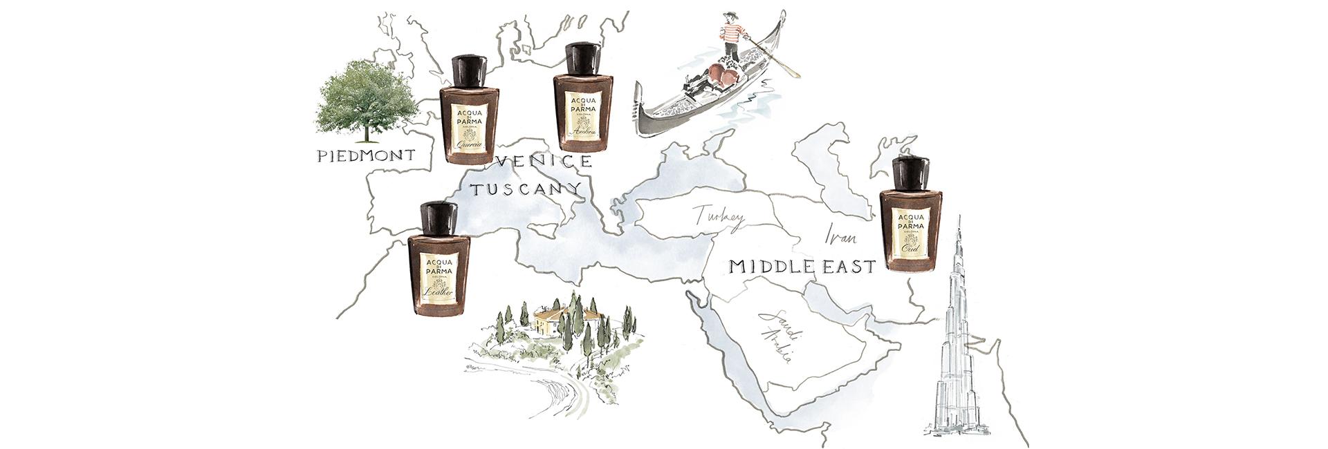 dessin-acqua-di-parma-colonia-blog-beaute-soin-parfum-homme