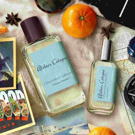 Parfum du jour : Clémentine California