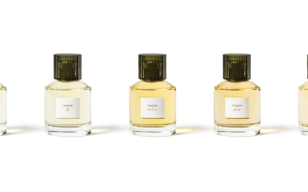 Première gamme de parfums Trudon