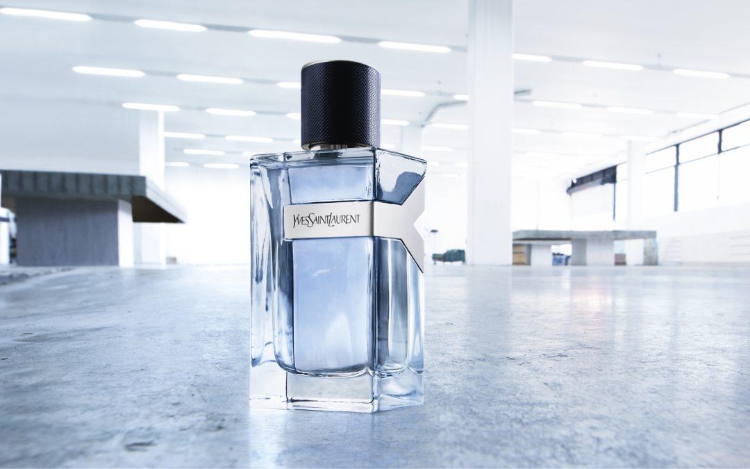 Y, le nouveau parfum d'Yves Saint Laurent