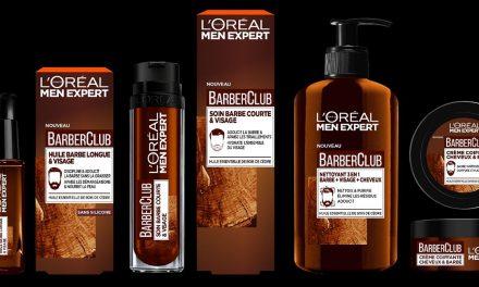 1ère gamme de soins de la barbe de L'Oréal Men Expert