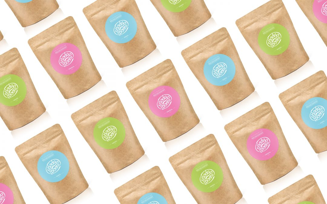 Gommages au café pour le corps, Body Boom