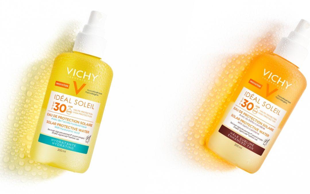 [Wishlist] Les eaux de protection solaire de Vichy