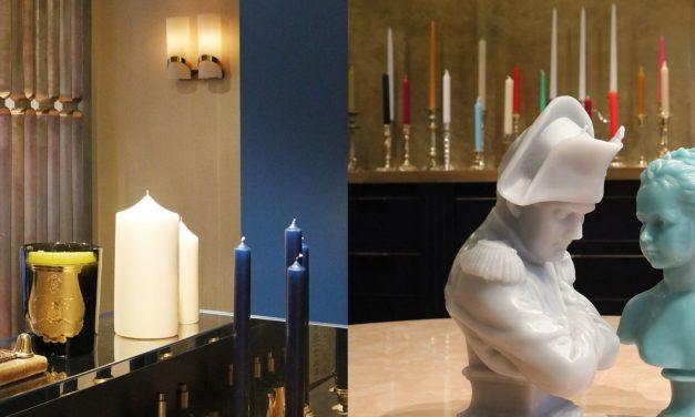 Nouveautés bougies Cire Trudon