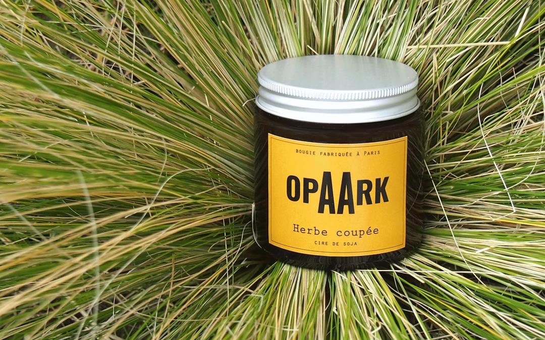 [Bougies] Opaark, la bougie qui crépite