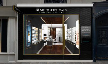 [Lieux] Premier écrin Skinceuticals à Paris
